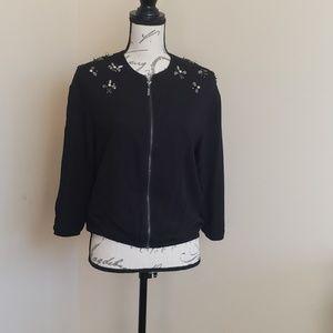 Embellished jacket